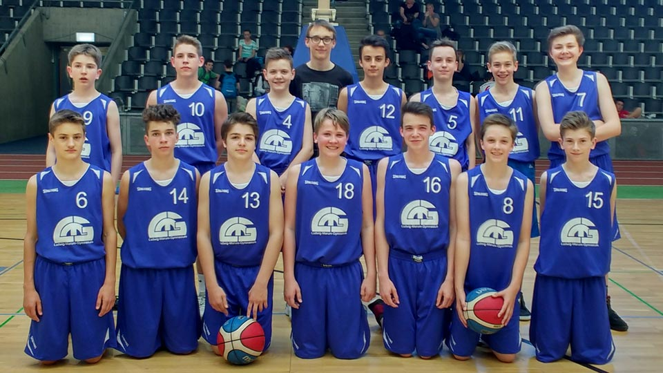 Basketball Team 2017