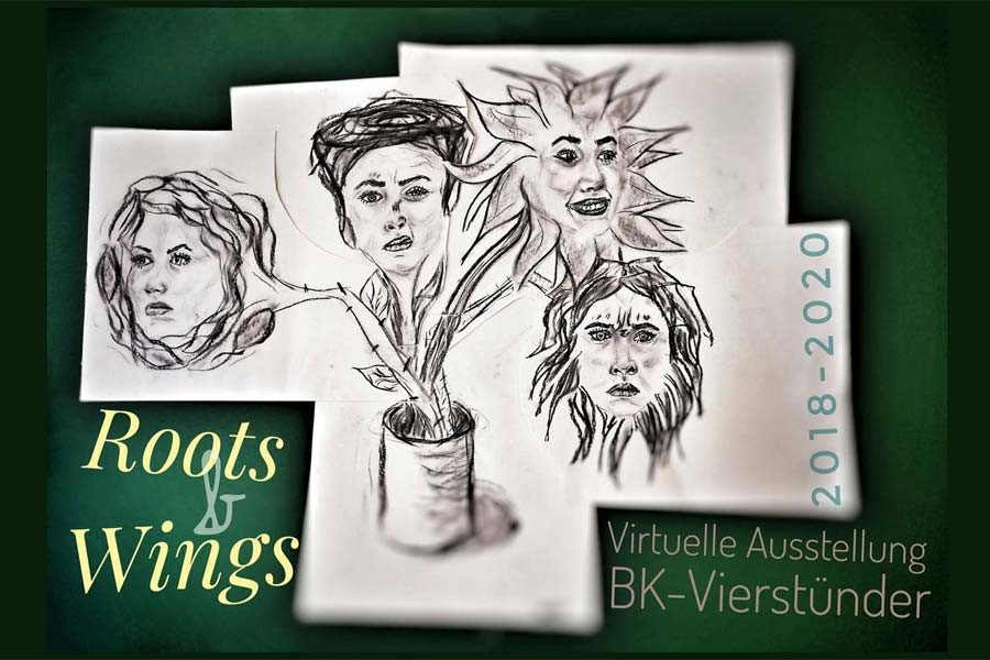 Roots and wings - Kunstprojekt